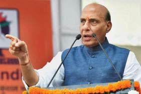 TMC MPs Created Unruly Situation at Silchar Airport: Rajnath Singh