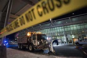Chaos at JFK Airport With Flood, Storm Backlog