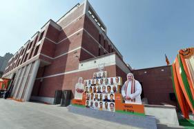 BJP Office in Delhi Wears Deserted Look, Congress Celebrates As Trends Show Shift in Tide