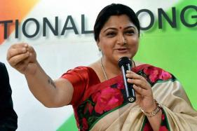 Why Khushboo is Happy to Read Reports of BJP and AIADMK Joining Hands For 2019 Polls