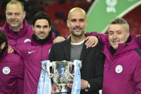 Pep Guardiola Says Fear of Failure Drives Him on at Man City