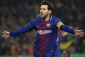 Barcelona Confirm Lionel Messi as New Club Captain