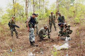 Over a Dozen Naxals Hit as CRPF's CoBRA Unit Foils Bid to Seize Chhattisgarh Poll Booth After 3-Hour Gun Battle
