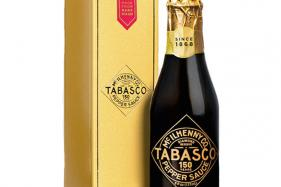 This Tabasco sauce Is Aged 15 Years and Packaged In A Champagne Bottle