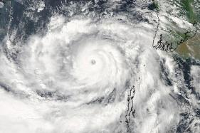 Cyclone to Hit Odisha and Andhra Pradesh Coast Today