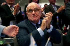 Trump Lawyer Giuliani Says Iran's Government Will be Overthrown