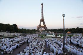 20,000 People Expected For Biggest Diner en Blanc Event In Paris