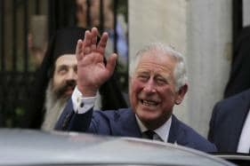 Hic Hic Hurray: Prince Charles to Turn 70 with Commemorative Bottle of Champagne