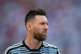 Lionel Messi Left Out of Argentina Squad for Mexico Friendlies