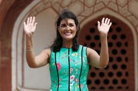 Amid Budget Cuts, Over Rs 37 Lakh Spent on Curtains for Nikki Haley's Official Residence: Report