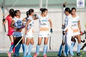 Indian Women's Hockey Team Shocks Ireland 3-0 in 2nd Friendly