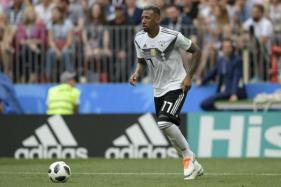 Germany Defender Jerome Boateng Ruled Out of France Clash