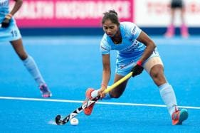 Women's Hockey WC: India Thrash Italy 3-0 to Set Up Quarter-final Date with Ireland