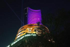 Sensex Cracks over 368 Points; Banking, Auto Stocks Drag