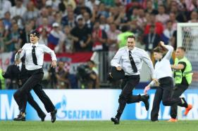 Pussy Riot Activist Who Invaded FIFA World Cup Pitch Awake Again After 'Poisoning'