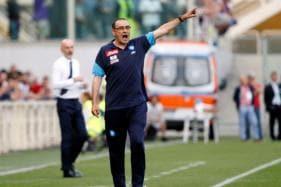 Maurizio Sarri Found Out He Was Sacked As Napoli Coach On TV