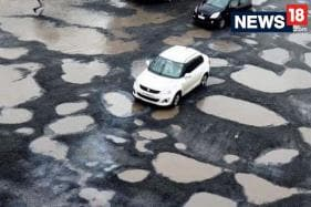 As Monsoon Sets In, Here's a List of the Five 'Best' Potholes In Mumbai