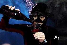 Underwater Wines: From Vine to Seabed, Spain's Winemakers Dive In