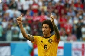 Belgium's Axel Witsel 'On Cusp' of Borussia Dortmund Move from China