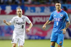 On Target Fernando Torres Victorious in First Clash With Andres Iniesta in Japan