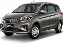 2018 Maruti Suzuki Ertiga to Launch In India on November 21