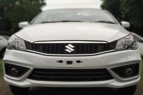 2018 Maruti Suzuki Ciaz Facelift to Launch in India Today - See Pics