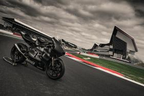 Triumph's New Moto2 Bike Based on Street Triple RS Revealed