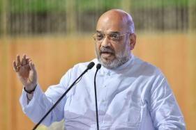 'We See Revolution in Development': Amit Shah Asks Rahul Gandhi to Explain Raj Babbar's Naxalism Remark