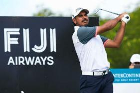 Crucial Eagle Gives Fiji Title to Gaganjeet Bhullar