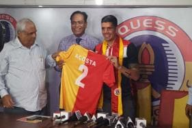 Came to India Because East Bengal is a Big Club, Says Costa Rican Defender Johnny Acosta