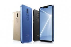 Huawei Mate 20 Lite With 6.3-Inch Notch Display, Kirin 710 SoC Goes on Sale Ahead of Launch