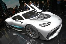 Mercedes-AMG Plans to Prevent Profiteering with Project One Hybrid Sports Car