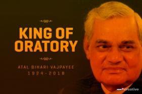 Indian Politics Loses Its Poetry With Atal Bihari Vajpayee's Death
