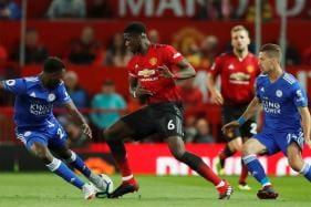 Mourinho Hails Pogba Performance as Manchester United Make Winning Start