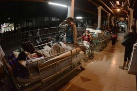 Multiple Quakes Rock Indonesia's Lombok Island, Five Dead