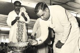 Pictures of Atal Bihari Vajpayee From His 'Jana Sangh' Days