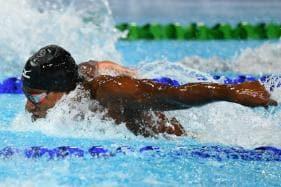 Asian Games: Sajan Prakash Breaks 200m Butterfly National Record Despite Finishing Fifth