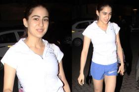 Sara Ali Khan Spotted Post Her Dance Class! See Pictures