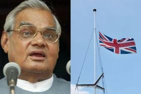 UK Flying Their Flag Half-Mast in India for Atal Bihari Vajpayee Speaks Volumes About the Former PM