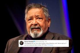 'We Disagreed All Our Lives': Salman Rushdie and Other Authors Mourn VS Naipaul's Demise