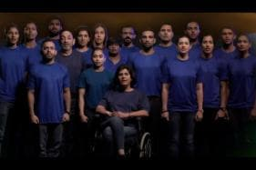 WATCH: This National Anthem Sung By India's Underrated Athletes is Special