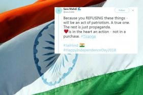 Patriotism Should Be In Your Hearts, Not Hands: Don't Buy a Tiranga This Independence Day