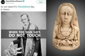 Your Favorite Historical Artefacts Are Now Memes, As Museums Celebrate National #MusMeme Day