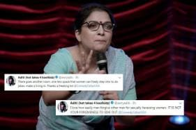 Comedian Aditi Mittal is Calling Out Male Hypocrisy After #MeToo Accused Louis CK Returns to Stand-Up