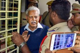 Telugu Poet Varavara Rao Taken Into Custody by Pune Police Shortly After House Arrest Ends