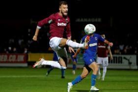 West Ham Survive League Cup Scare, Cardiff City Knocked Out