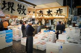 Japan's Tsukiji Fish Market to Stop Tourist Tuna Viewings