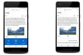 Google For India 2018: Google Go App Will Read Out web pages And Highlight Words in Multiple Indian Languages