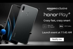 Honor Play Launch in India Today: How to Watch Live Stream, Expected Price, Specifications And More