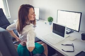 Regular, Active Breaks could Counteract the Effects of Desk Jobs and Sedentary Lifestyle